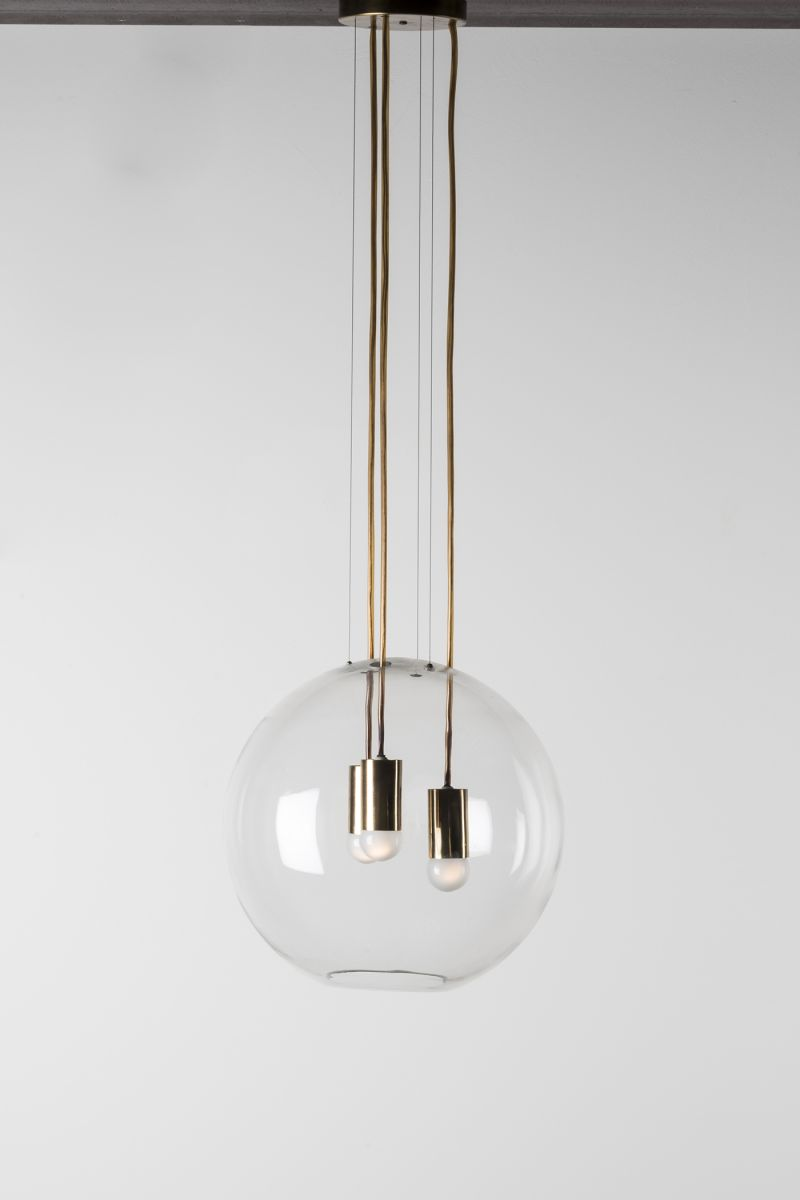 Six ceiling lamps Hans Agne Jakobsson pic-1