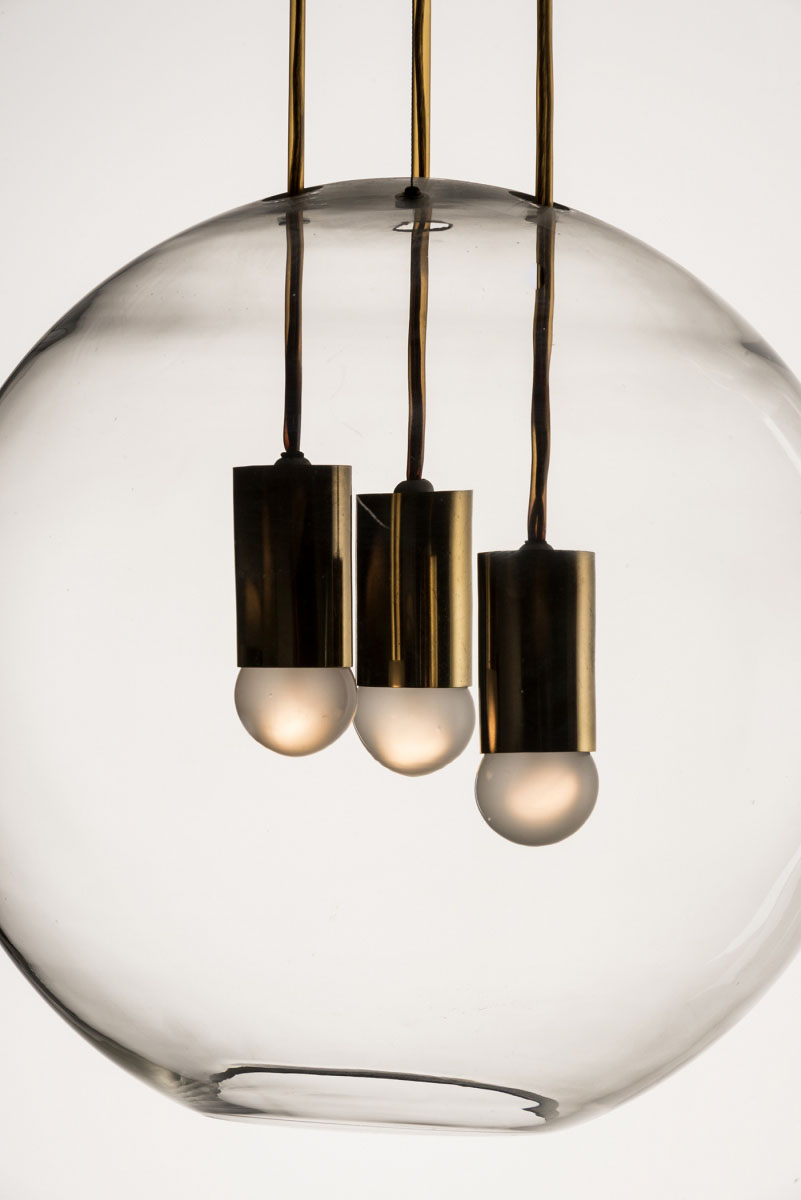 Six ceiling lamps Hans Agne Jakobsson pic-4