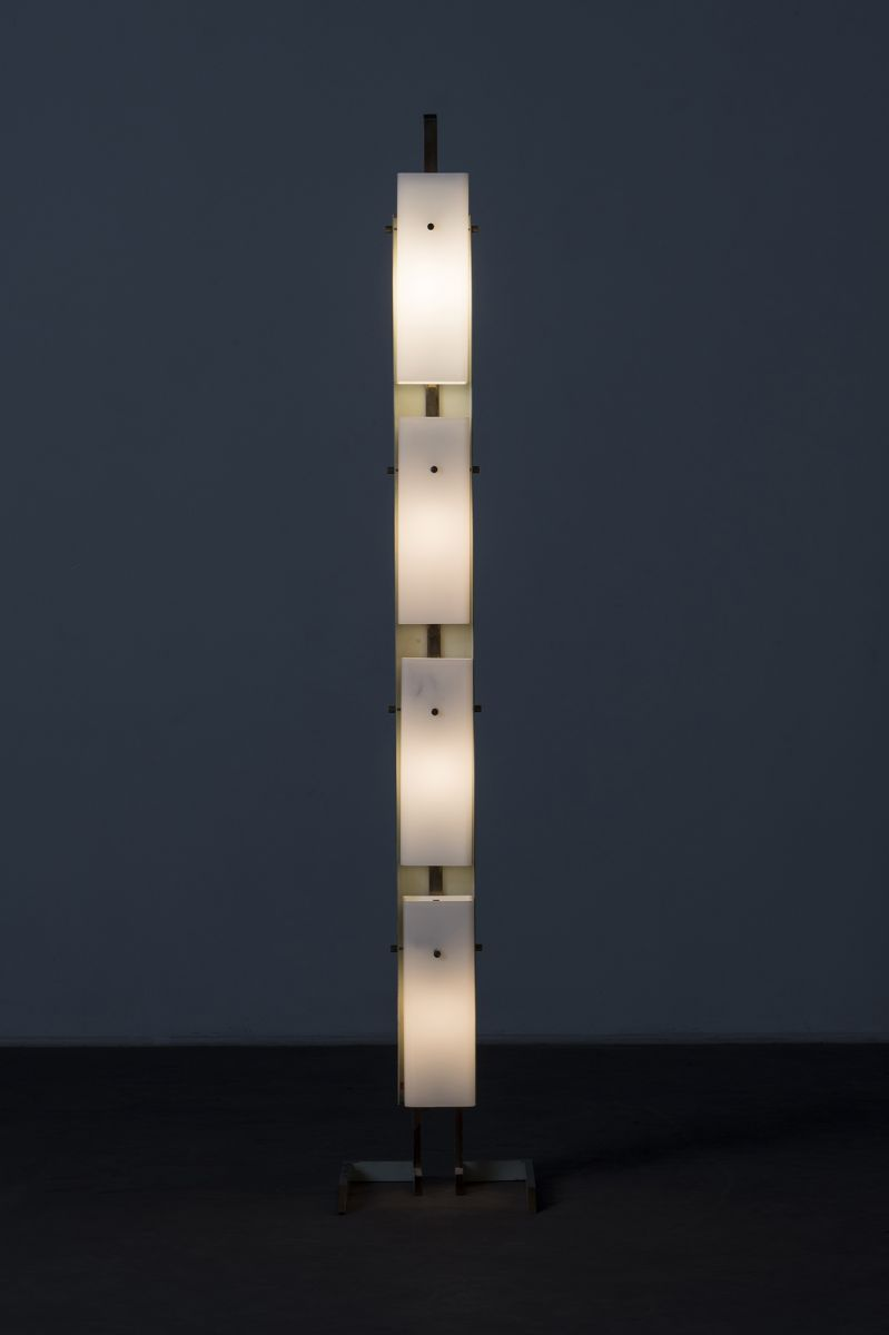 12705 floor lamp Angelo Lelii pic-3