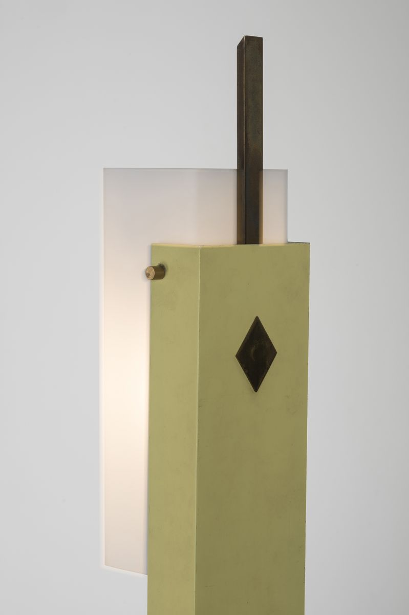 12705 floor lamp Angelo Lelii pic-4