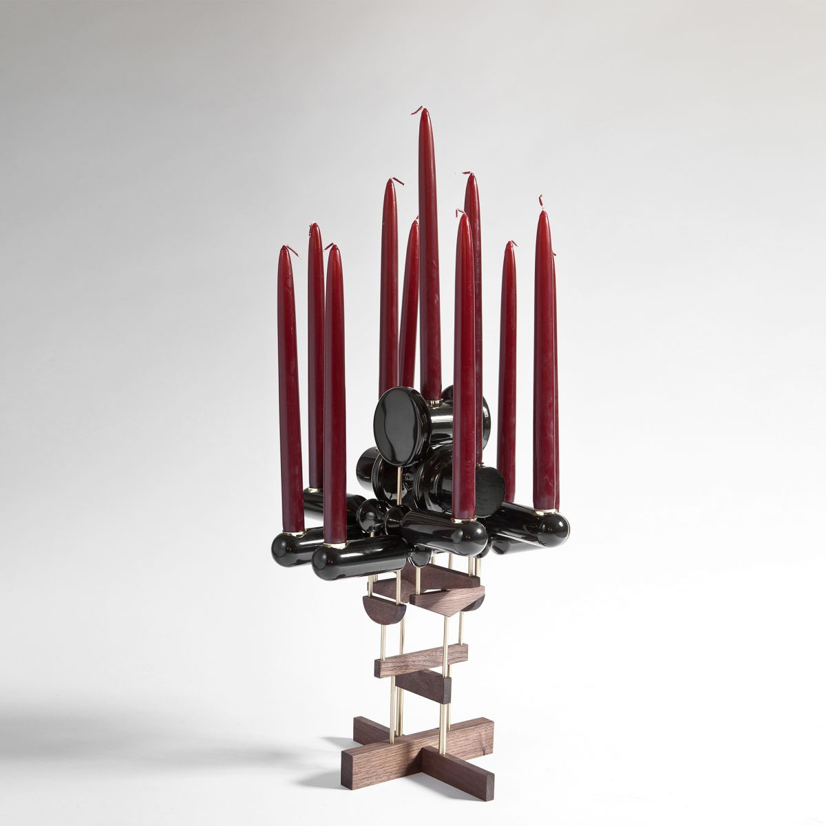Two Shrine XL candelabras Bethan Laura Wood pic-1