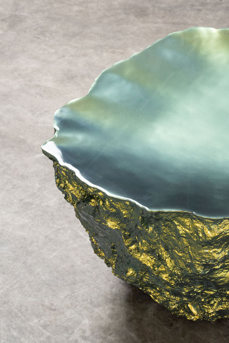 'Prescient Lagoon 4' low table Flavie  Audi pic-4