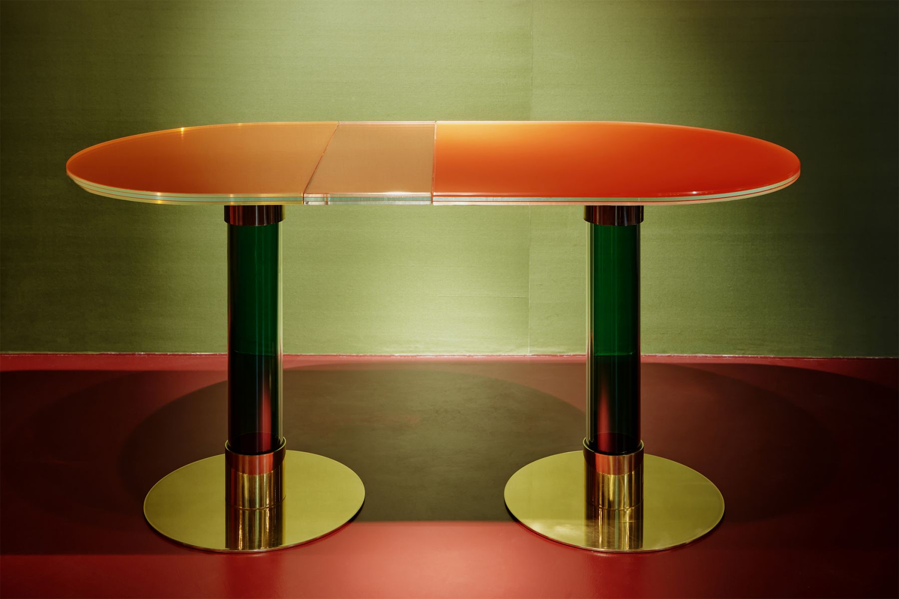 Oval table India Mahdavi pic-3