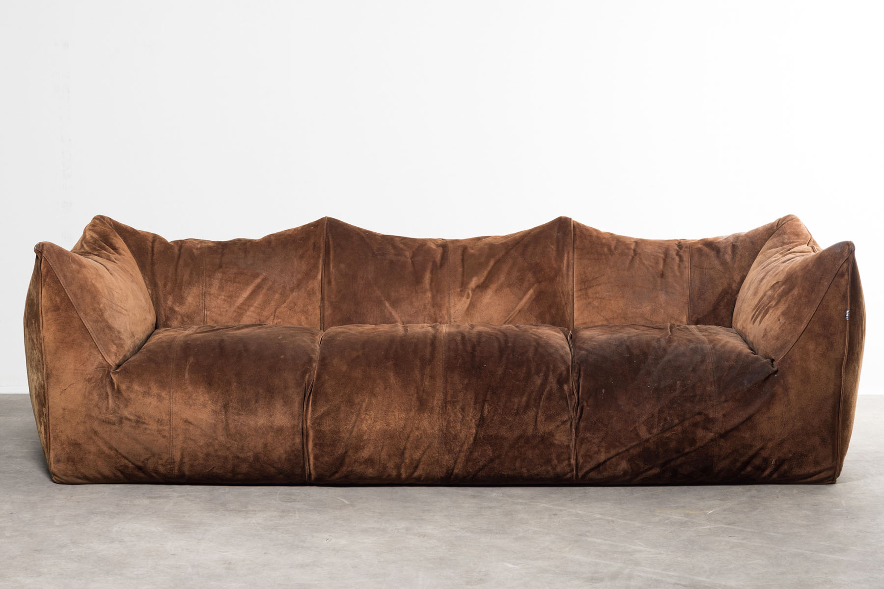 Three seater sofa mod. 'Le Bambole' Mario Bellini pic-3