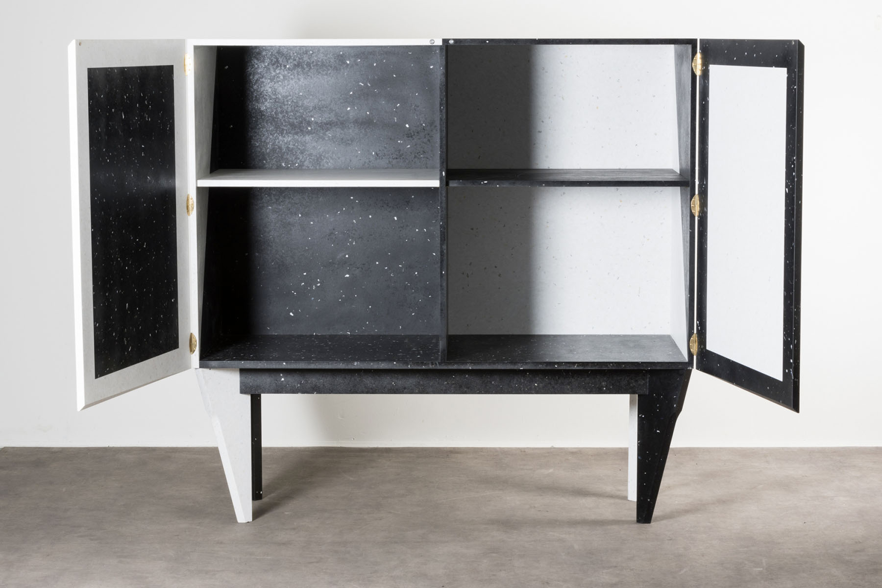 Post-Re collection cabinet  Martino Gamper pic-5