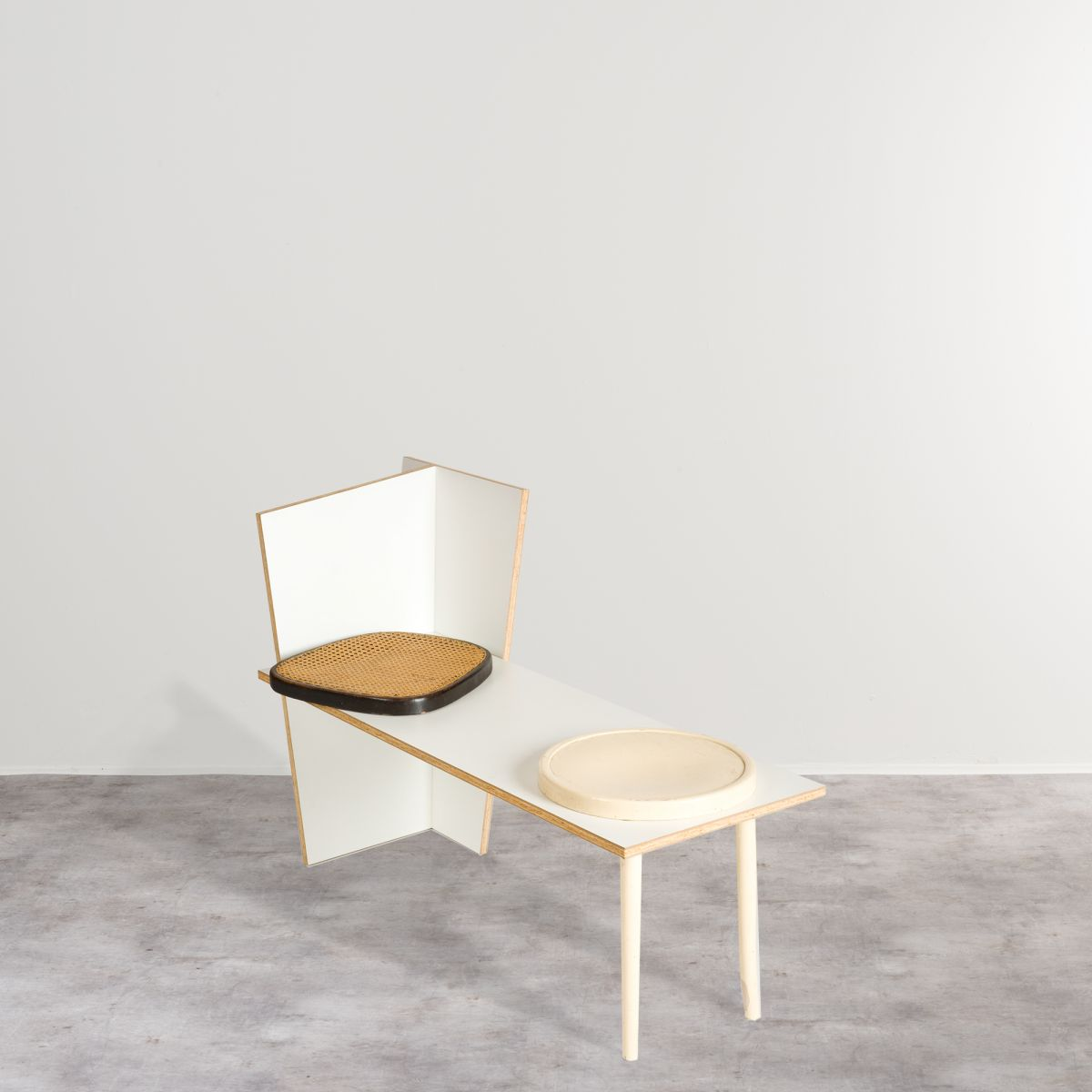 'Bench Chair' Martino Gamper pic-1