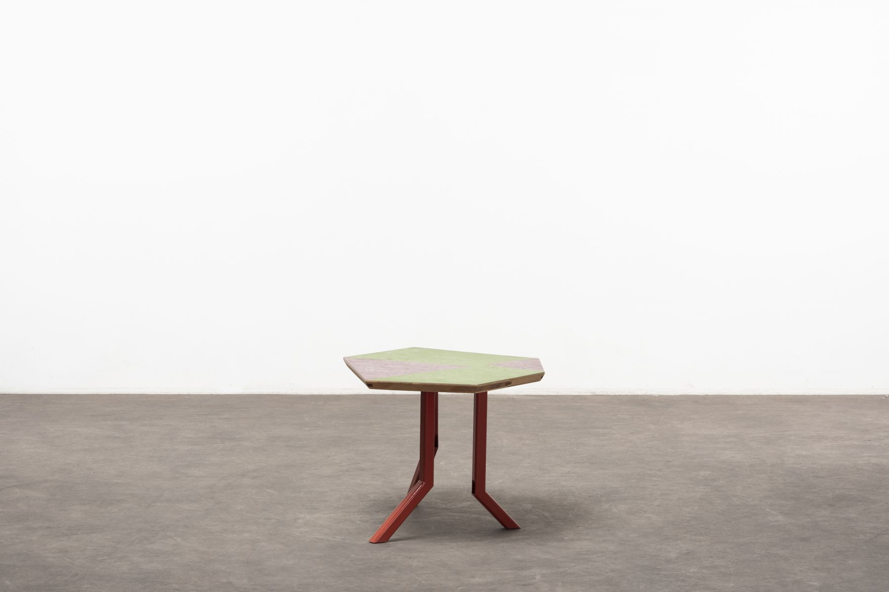Off‐Cut low table Martino Gamper pic-5