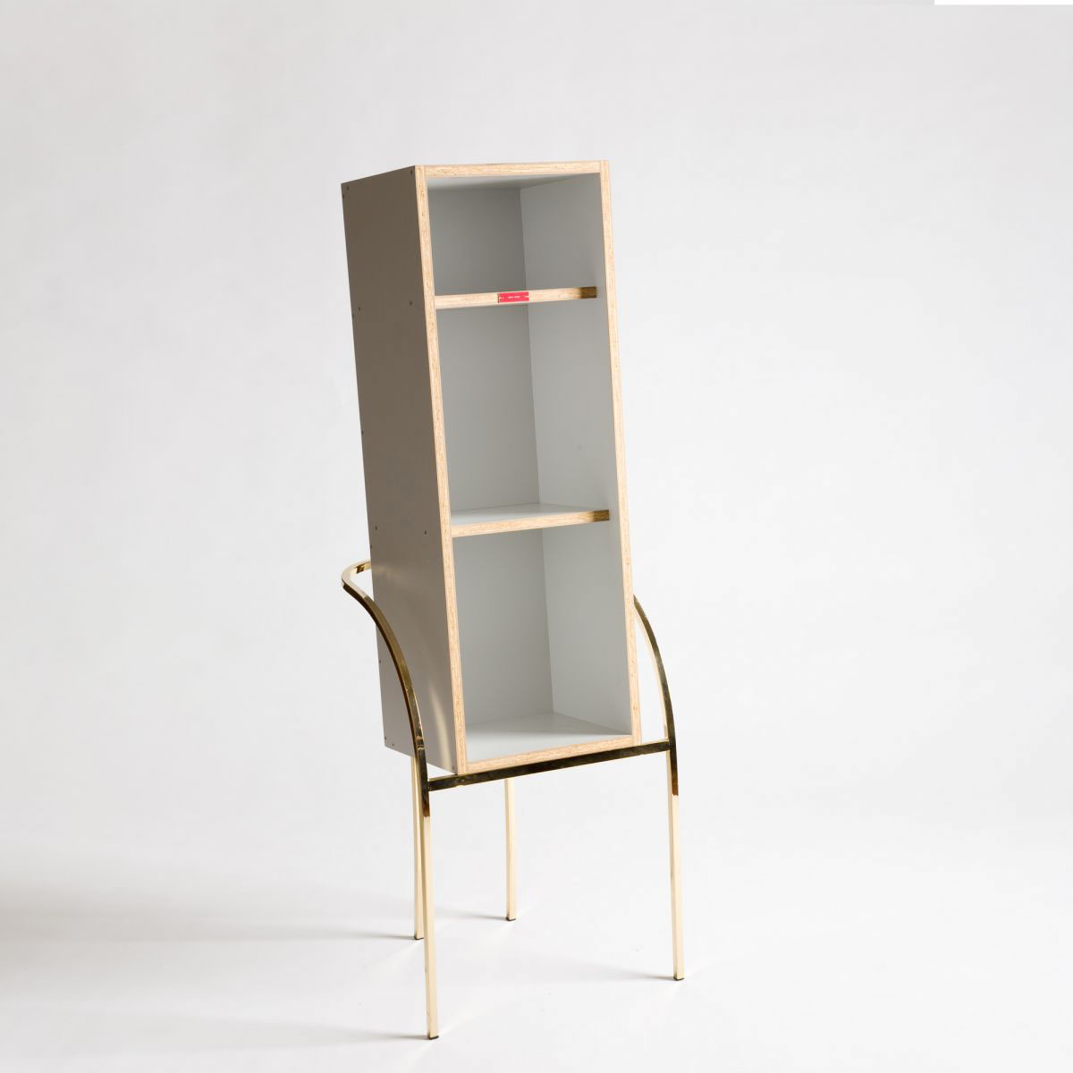 'Somerset House/ Chair S helf' cabinet Martino Gamper pic-1