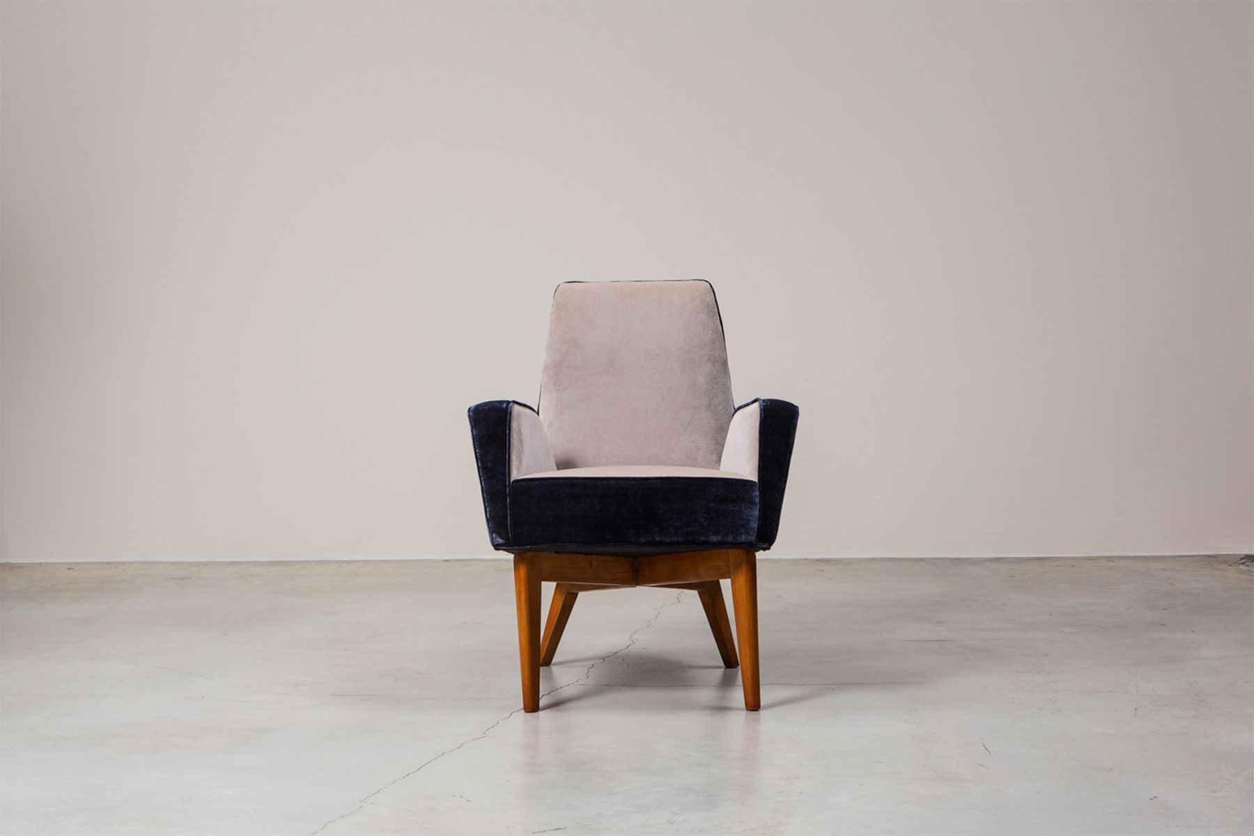 Pair of armchairs Melchiorre Bega pic-1