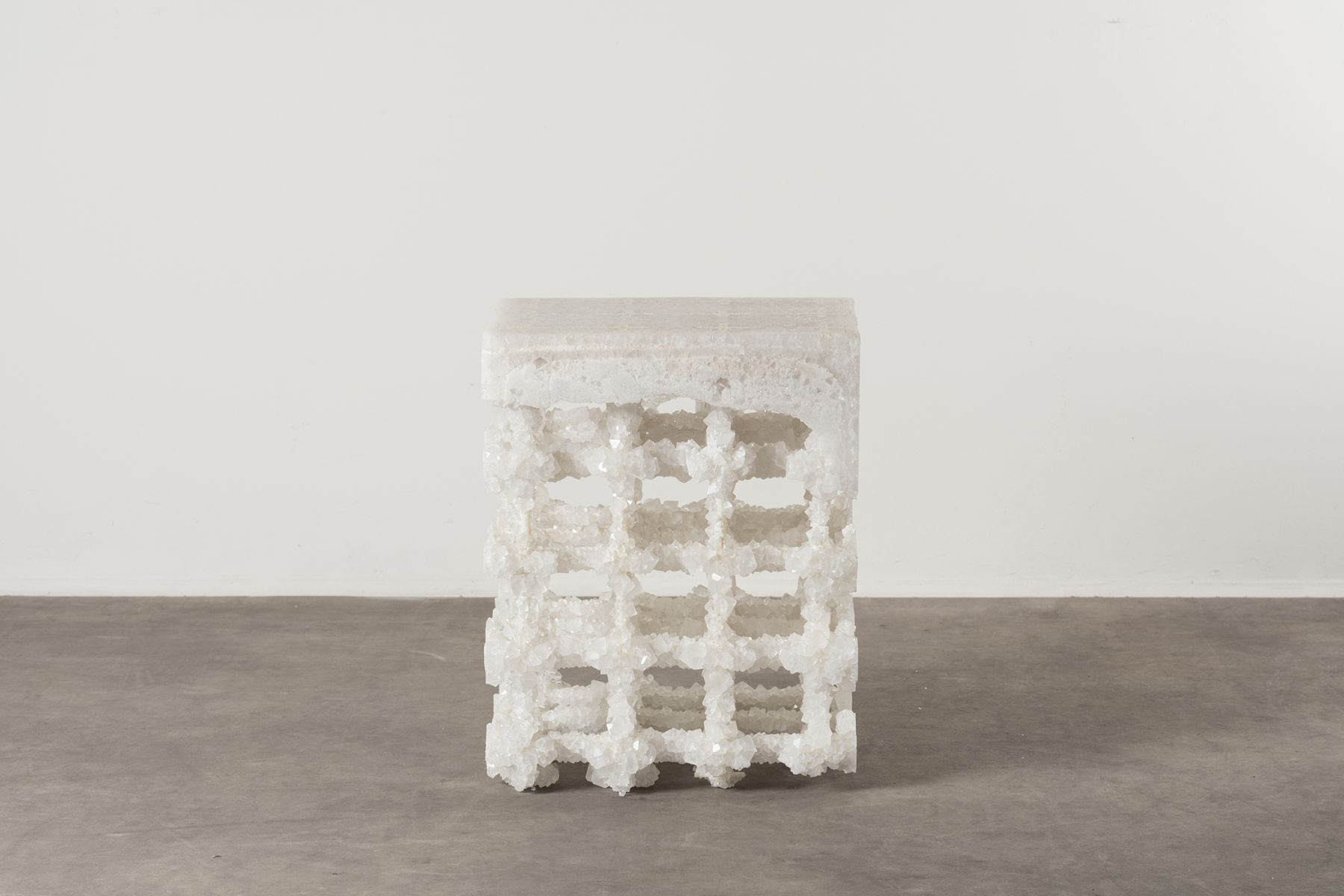 Crystal extroflexed stool  Studio Nucleo  pic-5