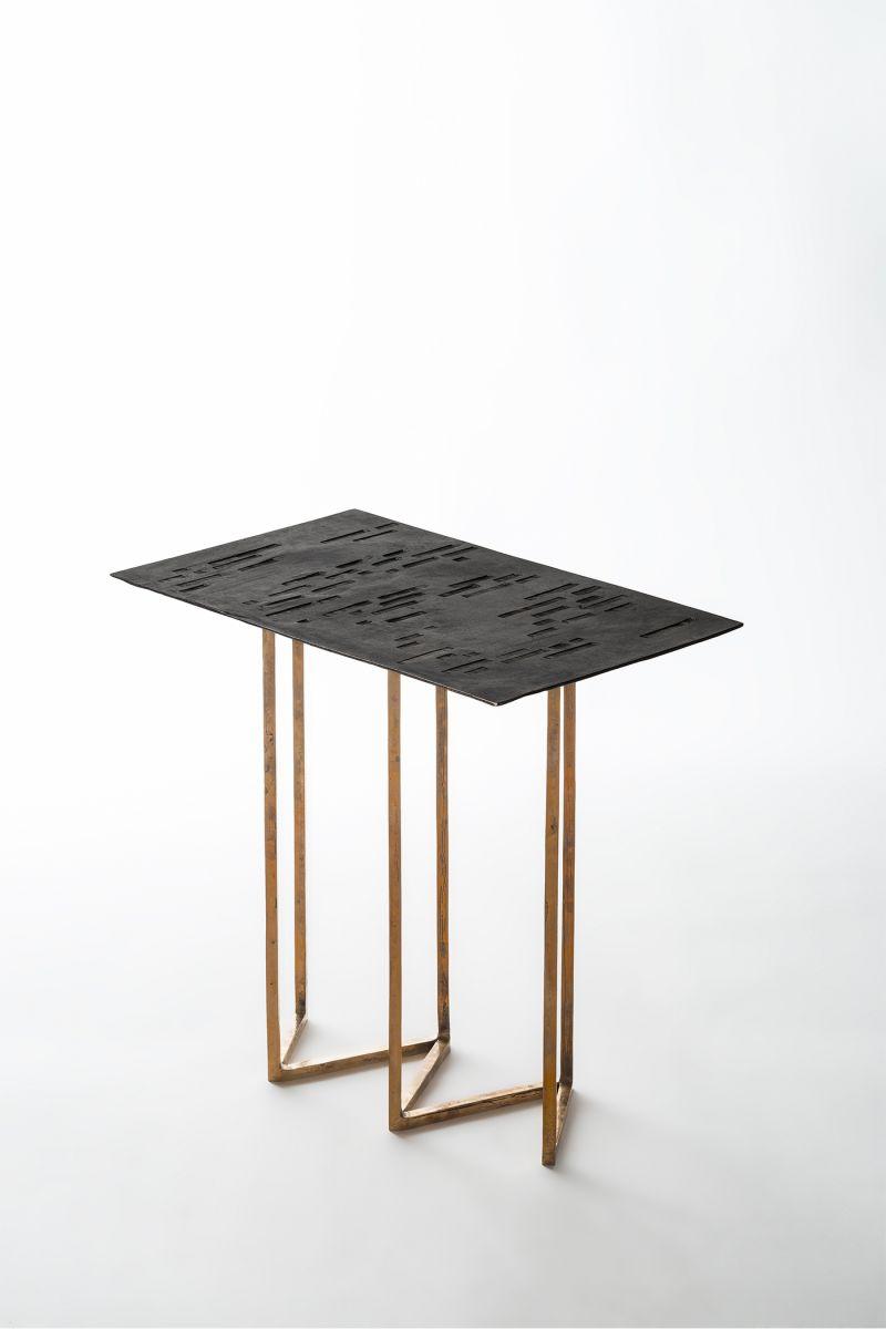 'Spiragli' collection low table Osanna Visconti pic-4