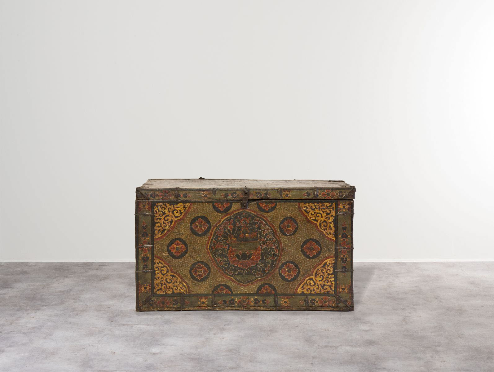 Monastic chest Other vintage designers  pic-1