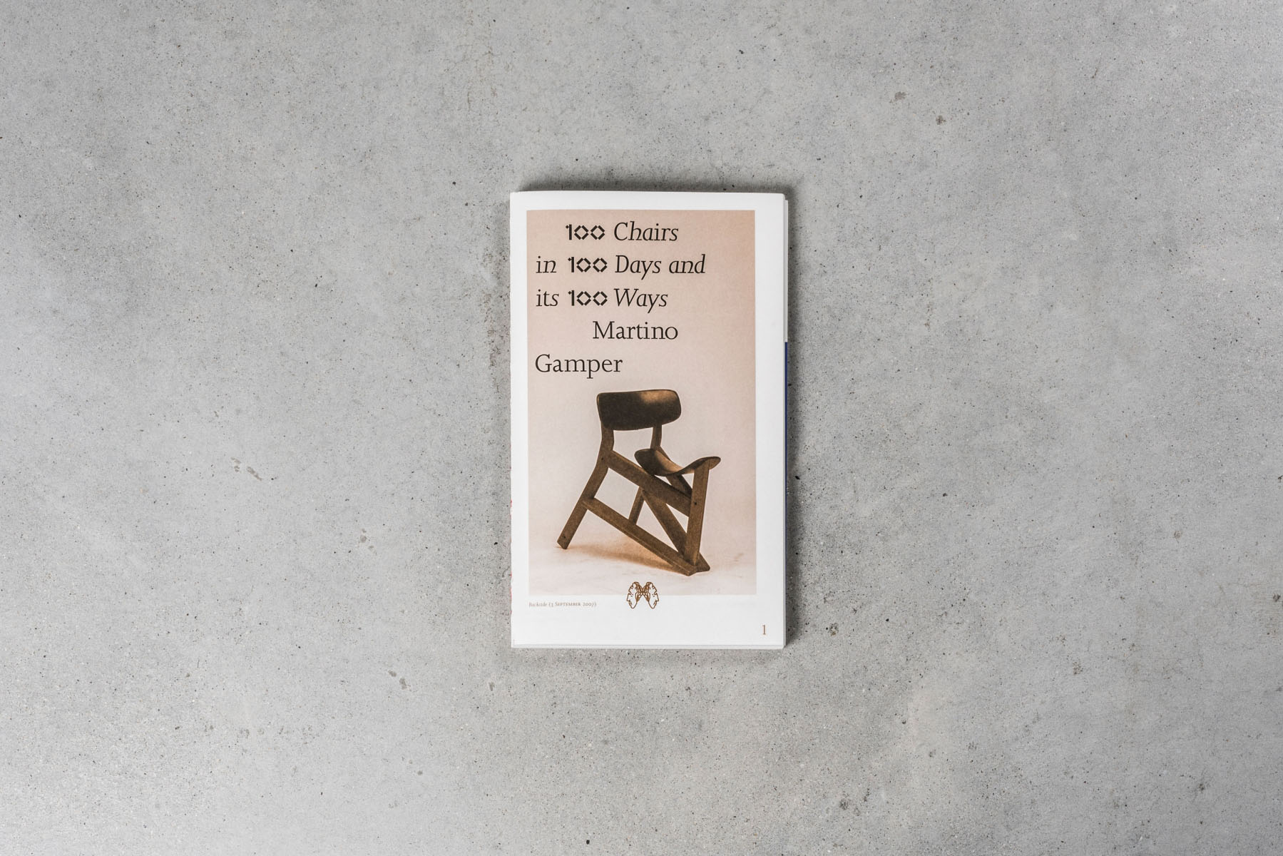 100 Chairs in 100 Days and its 100 Ways    -pic-1